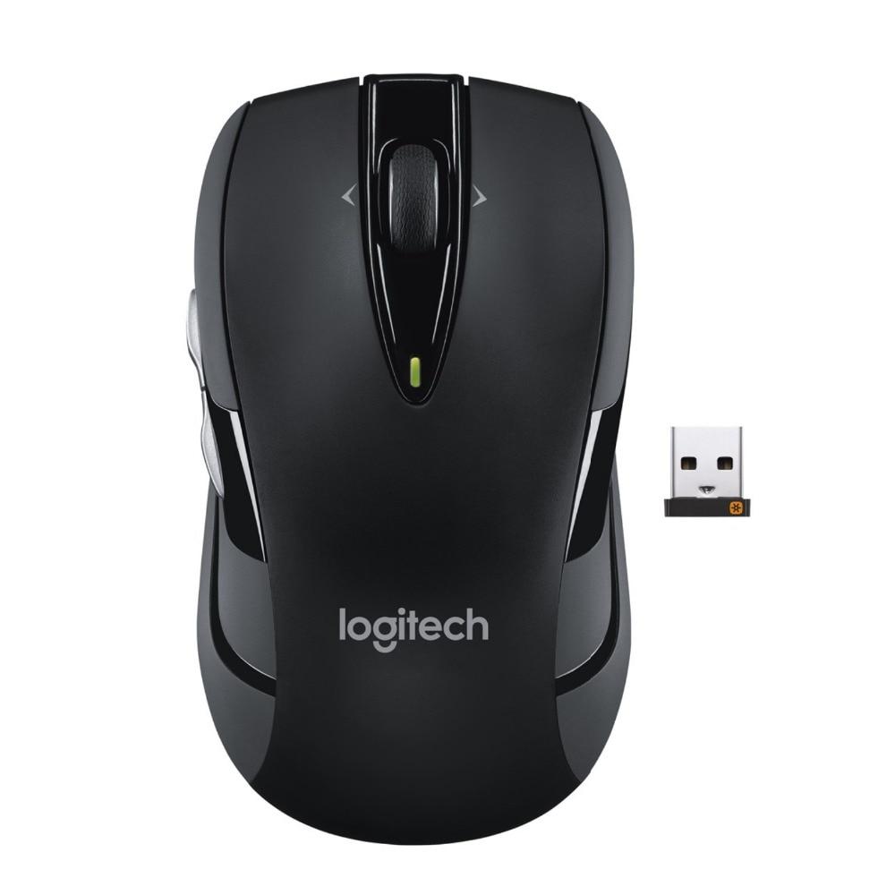 Logitech M545, optique, RF sans fil, 1000 DPI, noirLogitech M545, optique, RF sans fil, 1000 DPI, noir