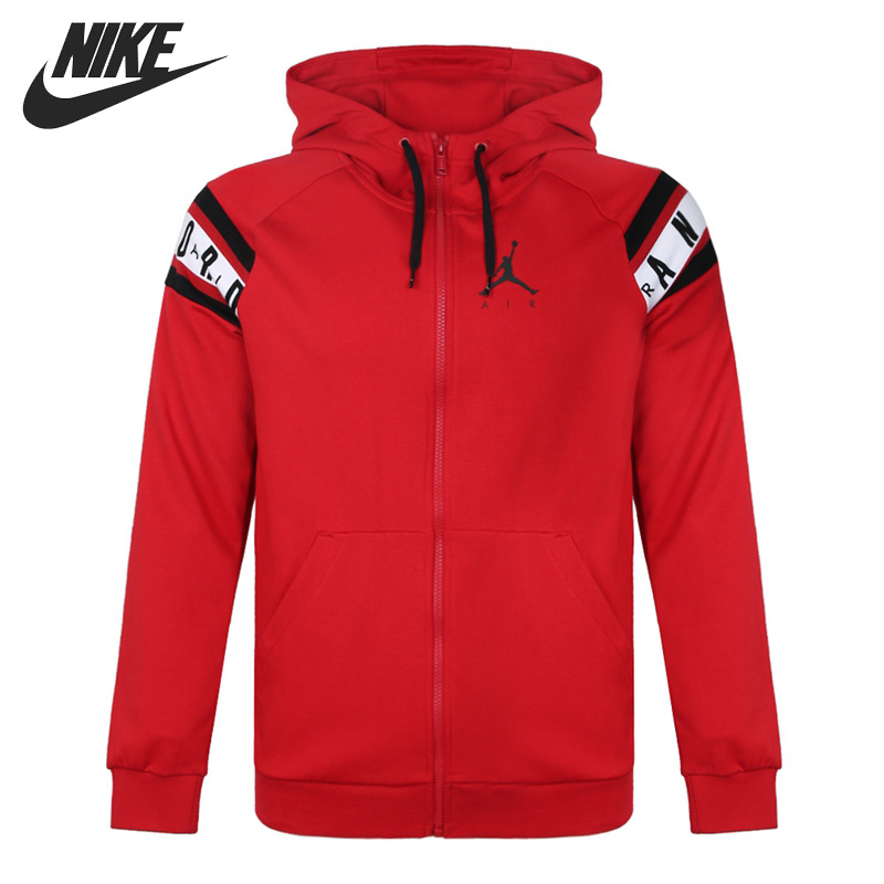 Original New Arrival 2019 NIKE AS JUMPMAN AIR HBR FZ Mens Jacket  SportswearOriginal New Arrival 2019 NIKE AS JUMPMAN AIR HBR FZ Mens Jacket  Sportswear