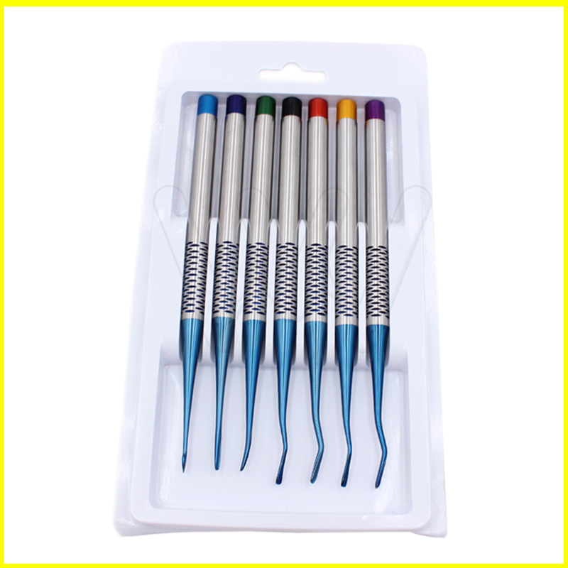 Dental minimally elevator Titanium alloy elevator Import extraction minimally elevator extraction knife dental implant (2)