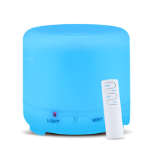 Changing Color Ultrasonic Air Humidifier Essential Oil Diffuser Aroma Lamp Aromatherapy Electric Aroma Diffuser Home Mist Maker набор aroma home