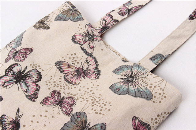2017 Fashion 3D Printing Cartoon Canvas Tote Bag Flowers Women Handbag Shoulder Bags Women Shopping Bags Beach Bag