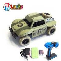 Diseño fresco niños juguetes 2,4 ghz Control de freno modelo 1:18 coches rc de alta velocidad coche de Control remoto remoto