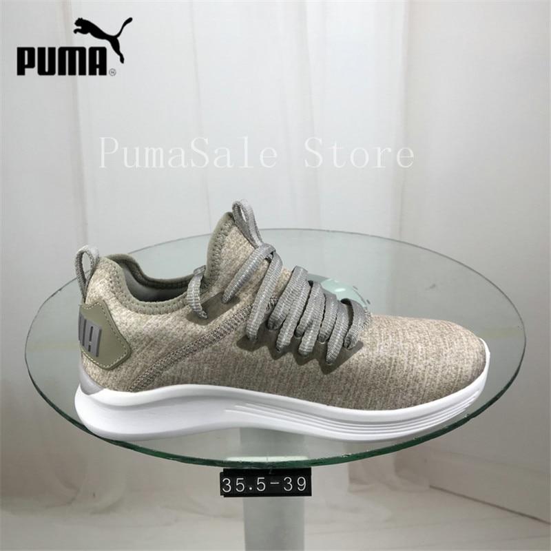 d960c90d4 2018-Original-PUMA-Women -s-Ignite-Flash-Evoknit-Sneaker-Knit-Woven-Sneakers-Breathable-Runs-Badminton-Shoes.jpg