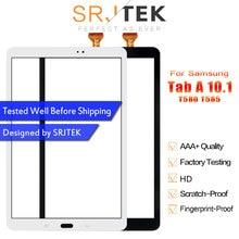 Srjtek 10,1 для Samsung Galaxy Tab A 10,1 T580 T585 SM-T580 SM-T585 сенсорный экран дигитайзер Сенсорная панель Замена планшета