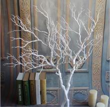 2 шт. diy 90 см свадебные украшения дерево пластик дерево искусственные растения украшение дома цветок