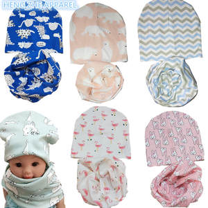 a994e65e42d HENGZHEAPPAREL baby cap scarf beanies kids children hats