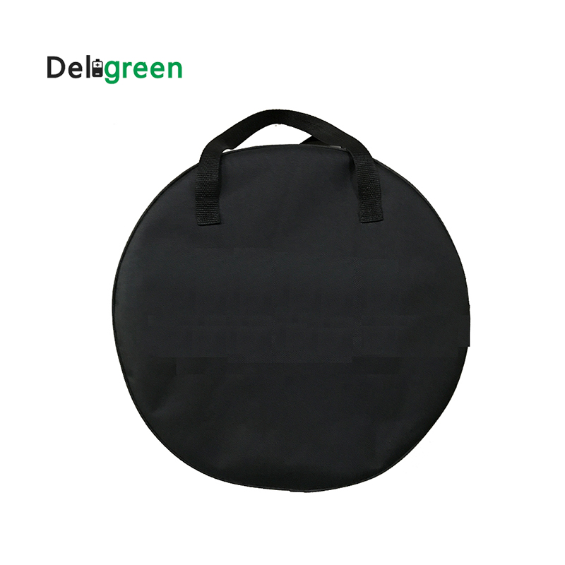 Image 3 - Deligreen EV Bag For Electric Car Electric Vehicle carrying bag for EVSE Portable charging Cable Charging Equipment ContainerBattery Accessories & Charger Accessories   - AliExpress