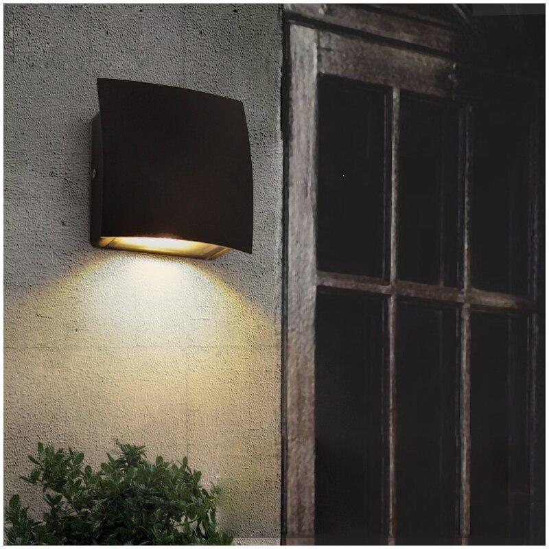 LED wandlampen Waterdicht IP54 5 W LED Veranda Verlichting outdoor ...