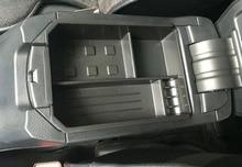 Автомобиля подлокотник коробка для Toyota RAV-4 RAV4 2013 2014 2015 централизованное хранение перчатки контейнер Box