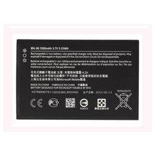 Original High Capacity BN-06 phone battery for Nokia Lumia 430 BN-06 1500mAh цена