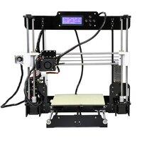 Anet A8 Cheap 3d Printer High precision Reprap Prusa i3 3D Printer Kit DIY with 10m PLA Filament Stampante 3D Printer