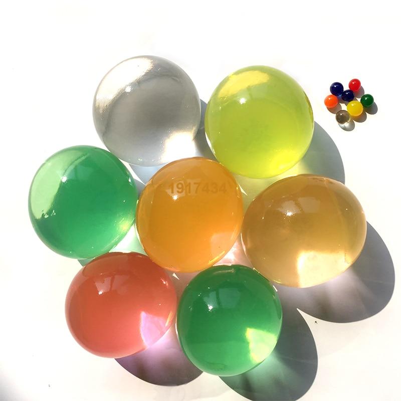 1.9 kg grande perle Hydrogel en forme de grandes perles d'eau de sol en cristal