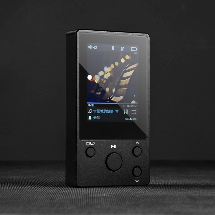 xDuoo NANO D3 High Fidelity Lossless Music DSD HIFI Mp3 Player