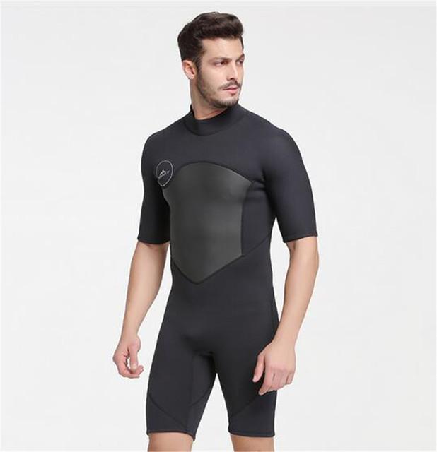 Short Sleeve Neoprene Scuba Diving Suit