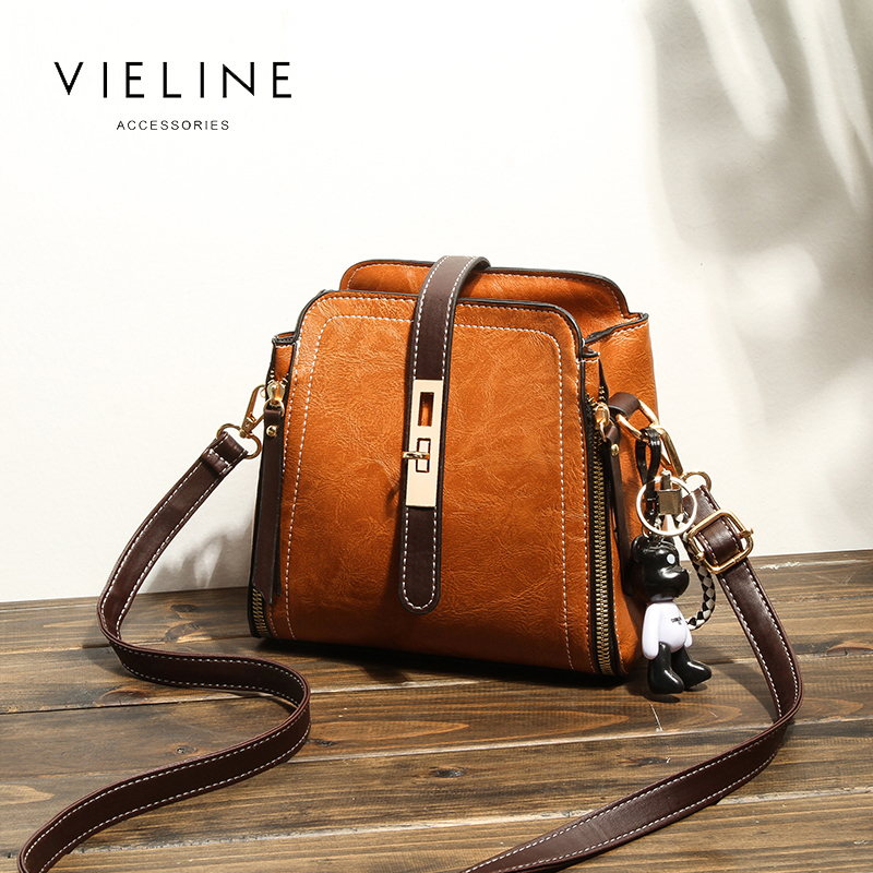 Vieline  women classic crossbody bag ,fashion Plaid printed shoulder bag,hot sale tote,free shiping