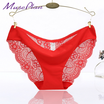 4e8fadeb34c S-2XL!Hot sale! l women s sexy lace panties seamless cotton breathable panty  Hollow briefs Plus Size girl underwear