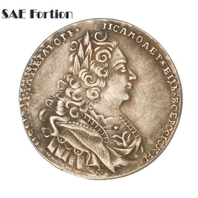 Куплю рубль петра 2 цена на юбилейные монеты россии