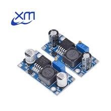 Frete grátis 50 pçs/lote LM2596S LM2596 LM2596 DC DC ADJ Step down módulo 5V/12V/3A 24V regulador de Tensão ajustável