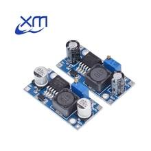 Módulo reductor de voltaje ajustable, 50 unidades por lote, LM2596S LM2596 LM2596 ADJ DC DC, 5V/12V/24V, 3A