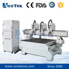 cheap 4 axis cnc router 1212 with high speed
