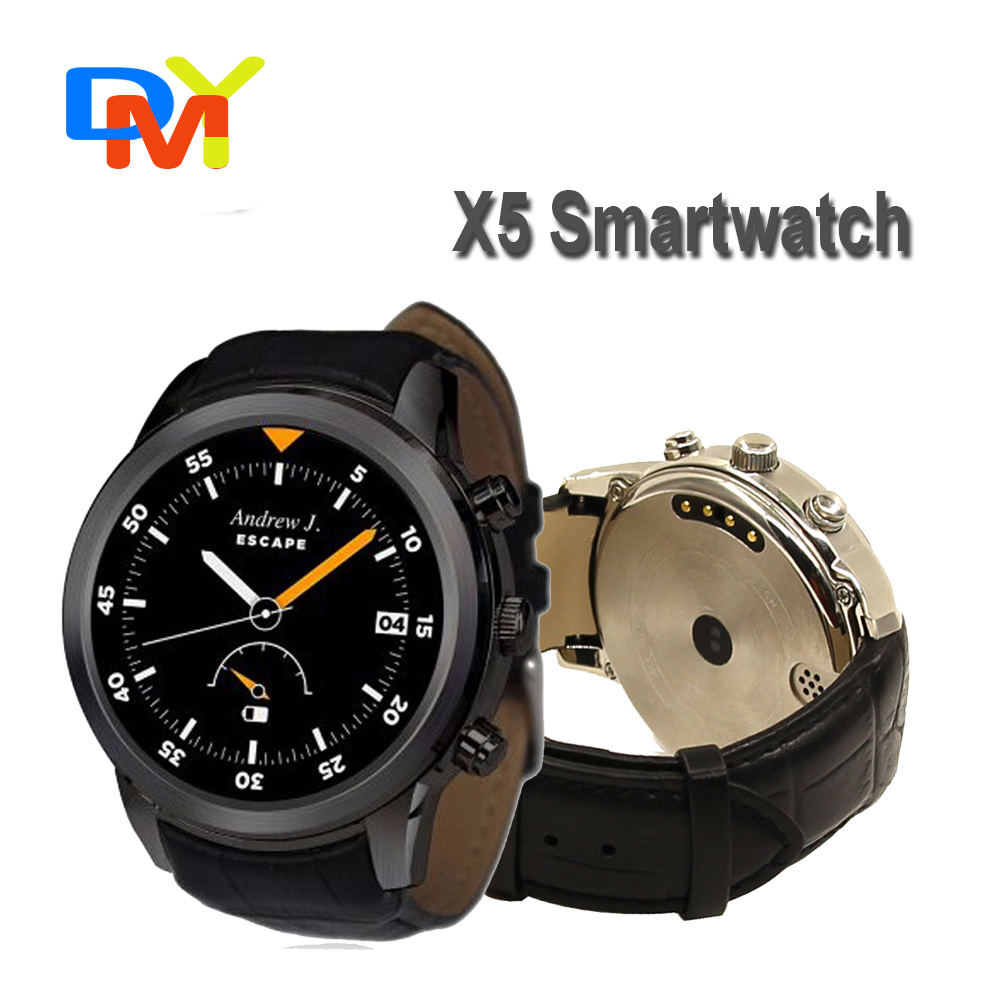Bluetooth Android smart watch X5 Wrist Watch font b smartWatch b font for iPhone 4 4S