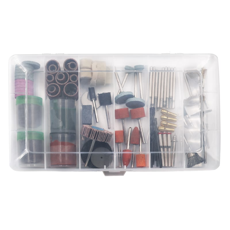 Big Sale╢Drill Grinding-Accessories Abox-Suit Dremel Rotary-Tool with Mini Fit 161pcs-Bit-Set
