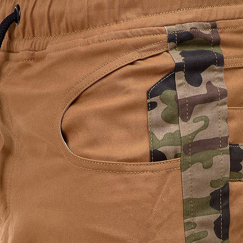 Cargo Pants 2018 Mens Fashion Casual Camouflage Trouser Fashion Hip Hop Pants Streetwear DT504