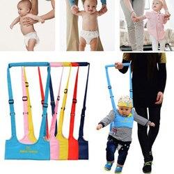 8-18 meses bebê walker arnês do bebê assistente da criança trela para crianças aprendendo andando cinto do bebê arnês de segurança da criança assistente