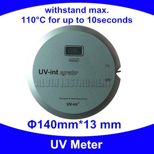 UV Meter UV integrator Radiometer UV tester detector monitor checker UV250 410nm dameter 140mm height 13