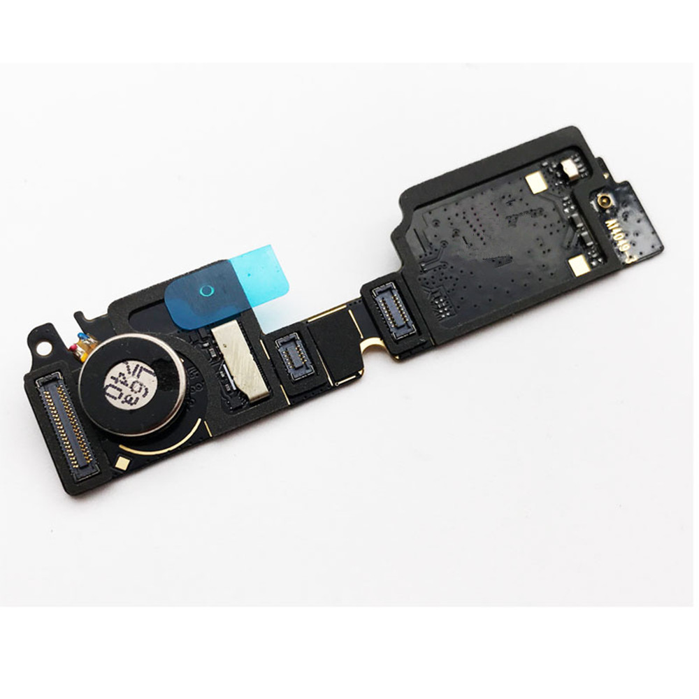 Microphone Mic + Vibrator Vibrating Motor Flex Cable Replacement For Oneplus Two A2001 A0002