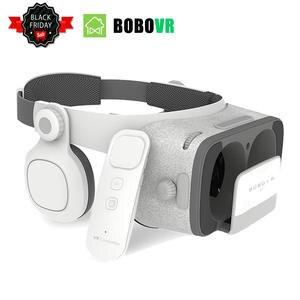 7767da0ffa3 BOBOVR Z5 Virtual Reality 3D VR glasses Cardboard FOV 120 Degrees VR Headset  3D with