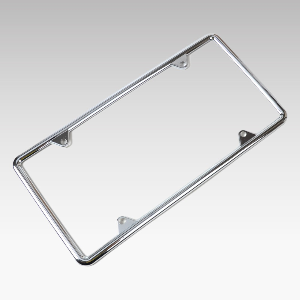 ᗑDWCX Zinc Alloy License Plate Frame Universal For Audi Q5 BMW F10 ...