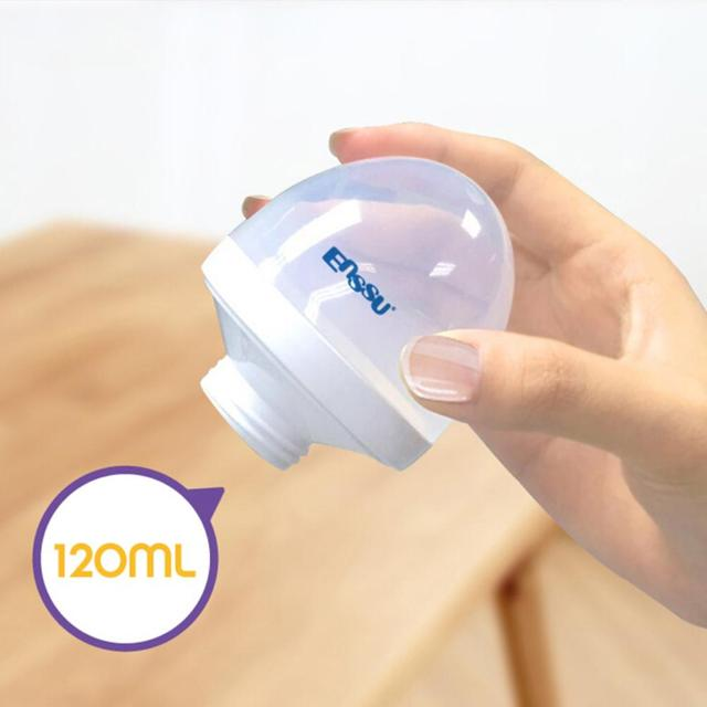 Enssu 1PC Baby Milk Powder Dispenser Infant Feeding Food Container Travel Portable Storage Box Portable Baby Food Milk Power Box