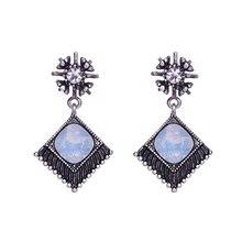 Chic Different Style Geometric Women Retro Earrings Brincos Indian Jewelry Ear Piercing Fashion Earrings Wholesale