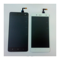 100 Test For Xiaomi M4 Mi4 LCD Display With Touch Screen Digitizer Assembly Black White Color