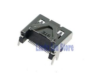 Image 4 - 20 יח\חבילה מקורי חדש HDMI יציאת שקע ממשק מחבר עבור PS4 Slim פרו שקע לוח האם יציאת שקע