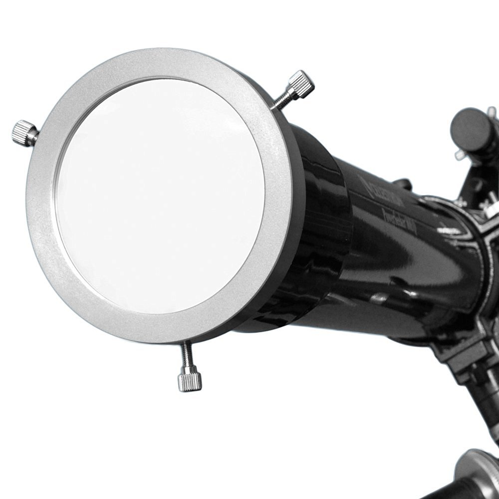 Регулируемая 105-135 мм Детская безопасность Плёнки Солнечный солнцезащитный фильтр, Баадер планетарий Плёнки астрономический телескоп филь...
