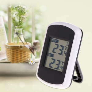 Image 3 - 433MHz LCD Digital Wireless Ambient Weather Station Indoor Outdoor Thermometer