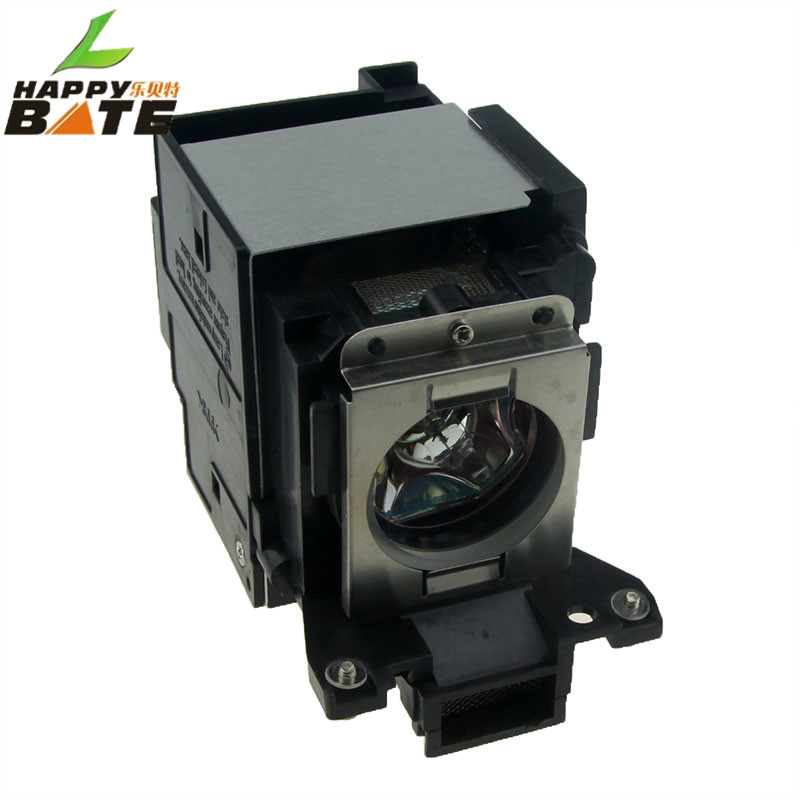 Replacement Projector Lamp With Housing LMP-C200 For VPL-CW125 CX100 VPL-CX120 VPL-CX125 VPL-CX150 VPL-CX155 VPL-CX130 Happybate