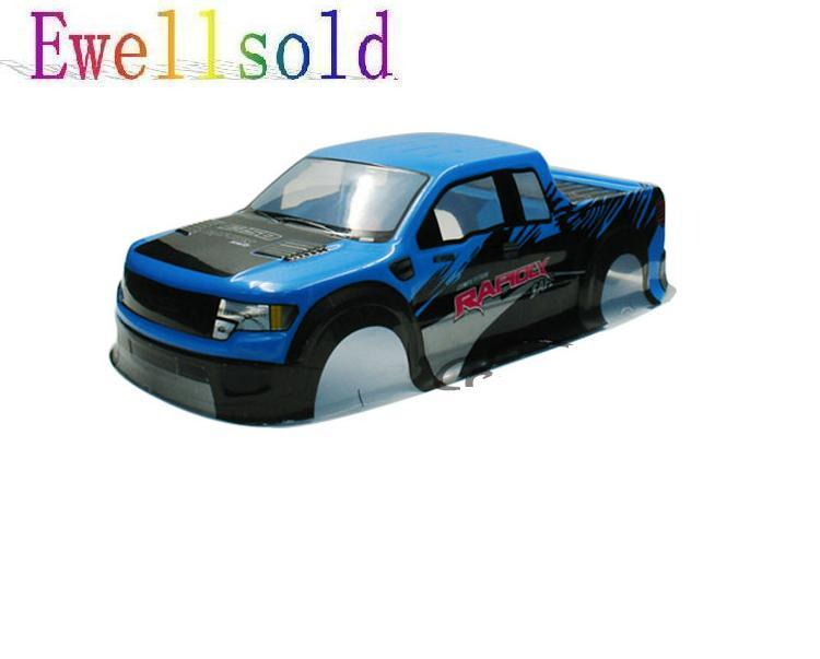 Fastest shipping 1/10 hpi body in Hairs Style 2019