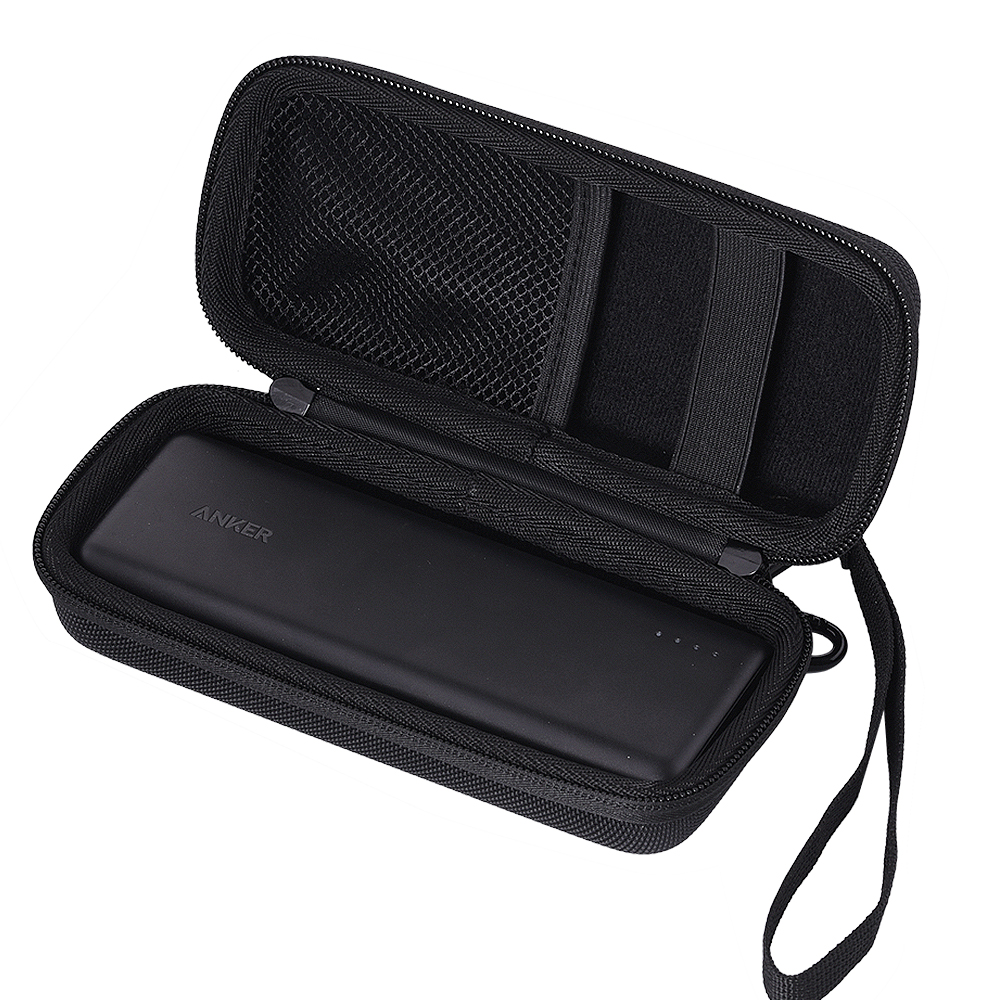 New <font><b>Power</b></font> <font><b>Bank</b></font> Carrying Case for <font><b>Anker</b></font> PowerCore <font><b>20100</b></font> Portable Charger External Battery Packs 20100mAh Travel Case Storage Bag image