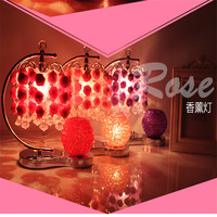 Creative Minimalist Style Wood Table Lamp Creative Lamp Electric Fragrance Diffuser