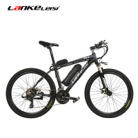 T8 500W Strong Powerful Ebike Electric Bike Bicycle High Quality MTB Electric Motorcycles Adopt Suspension Fork