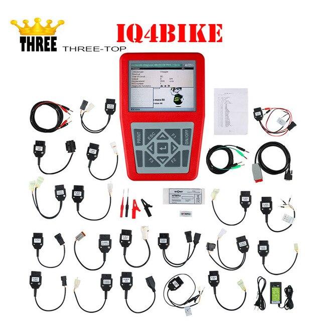 Big Sale  iQ4bike motorcycle diagnostic tool Universal Motobike Scan tool iQ4bike Motorcycle Diagnostic Tool Scanner