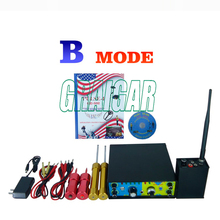 GR-800 Dual Modes Pulse Scanning Long Range King Metal Detector Gold Diamond Silver Copper Precious Stones Finder GR800