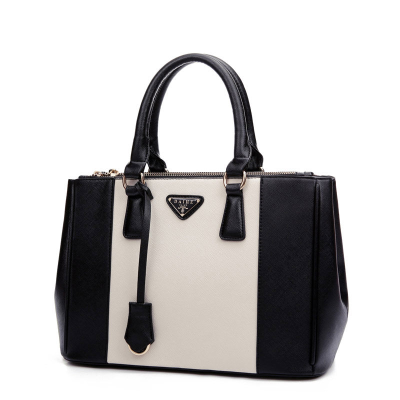 Luxury Designer Ladies PU font b Handbag b font Occident Style Elegant Fashion Hand Bag Women