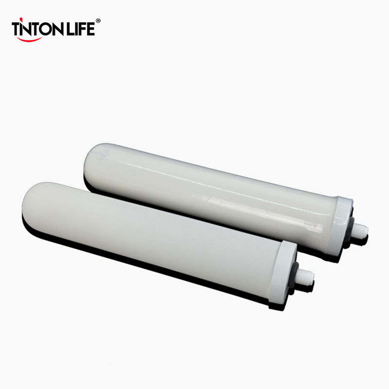 TINTONLIFE Household Filter of Water Purifier Ceramic and Compressed Activated Carbon Filter