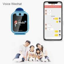 2018 New Smart watch LBS Kid SmartWatches Baby Watch Children SOS Call Location Finder Locator Tracker Anti Lost Monitor+Box(China)