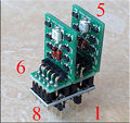 5V-22V Dual Differential Full Symmetry Complement Discrete Dual OP AMP Module for Amplifier