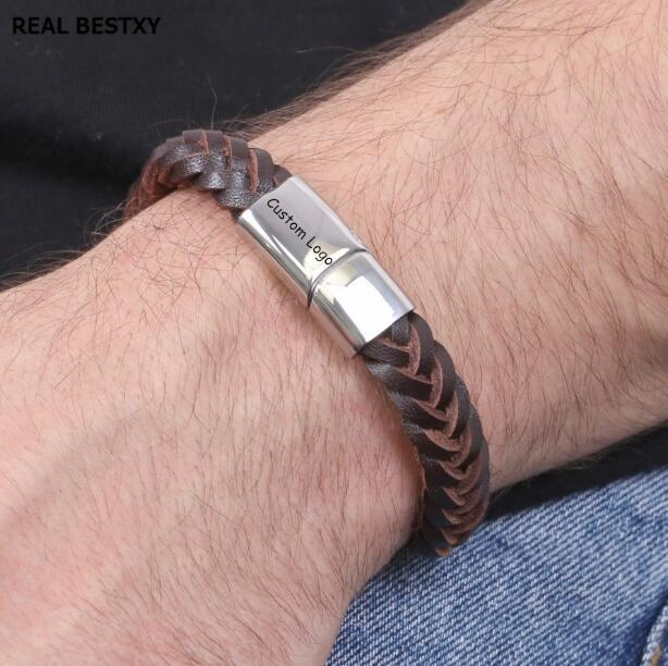 REAL BESTXY Men's Stainless...
